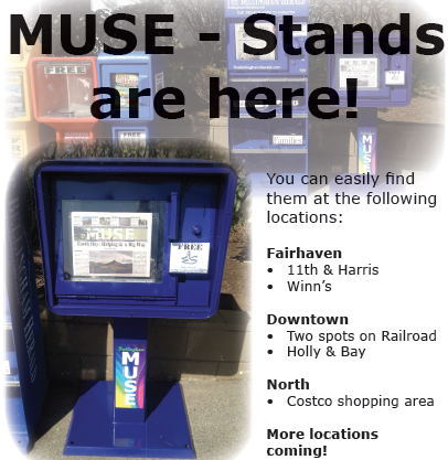 Muse stands